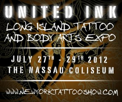 United Ink New York Tattoo Convention Nassau Coliseum